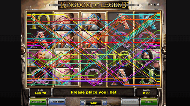 Kingdom Of Legends 3