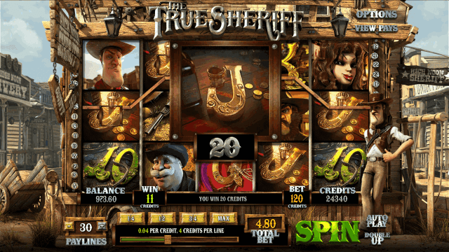 True Sheriff 9