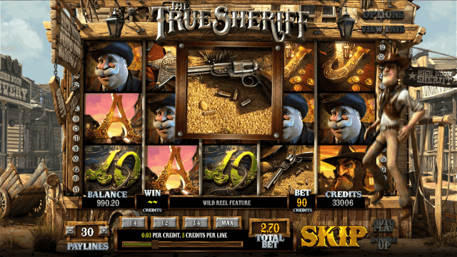 True Sheriff 7